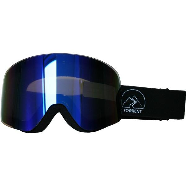 Masque de Ski Torrent Frameless Revo Blue