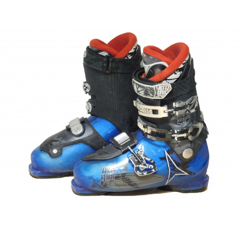 Skischuhe-Atomic-Waymaker Plus M Blue