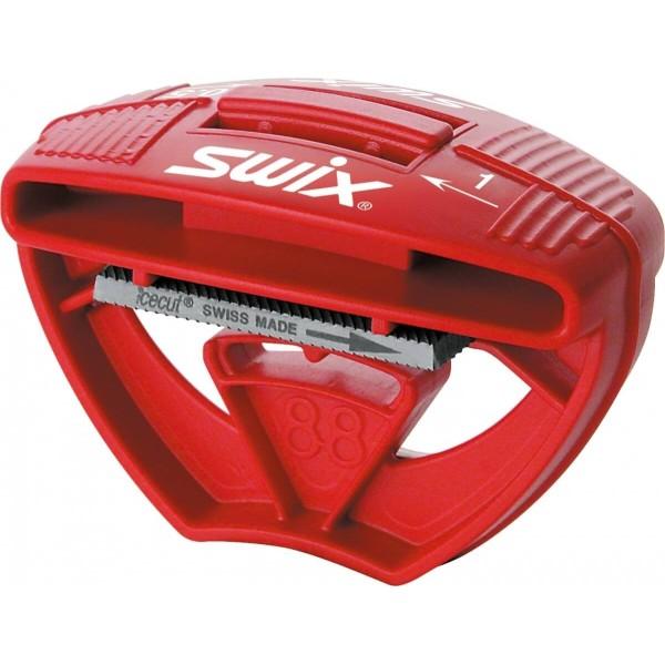 Sharpener Edge Swix Edger in Red