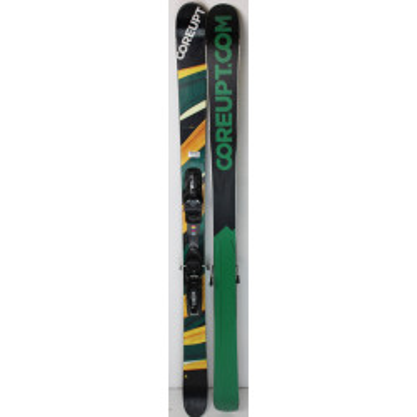 Pack Ski Coreupt Candide Yard + Fixations Look NX10 Vert - état 2