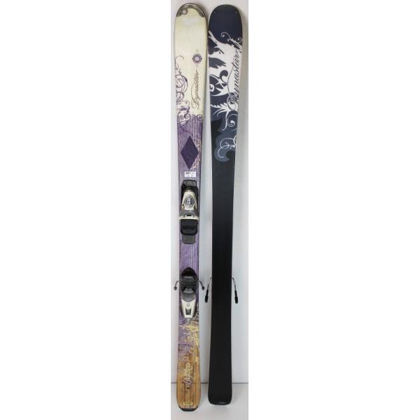 Pack Ski Dynastar Exclusive Legend + Bindings N Exclusive 9 Purple