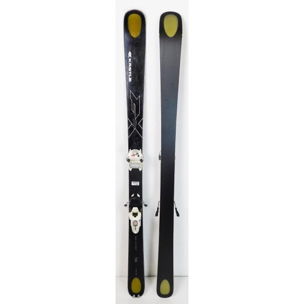 Pack Ski Kästle FX 74 + Bindings Marker Griffon 12 Black