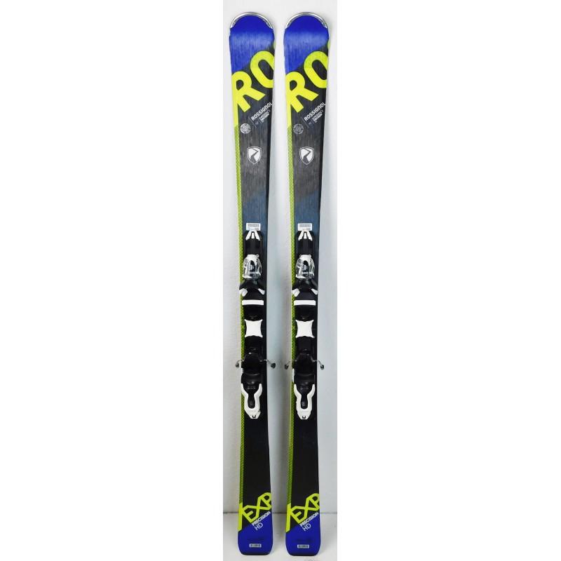 Pack Ski Rossignol Experience 80 HD SMU + Bindings Look