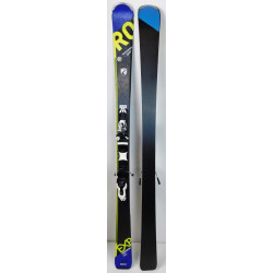 Pack Ski Rossignol Experience 80 HD SMU + Fixations Look Xpress 11 Noir