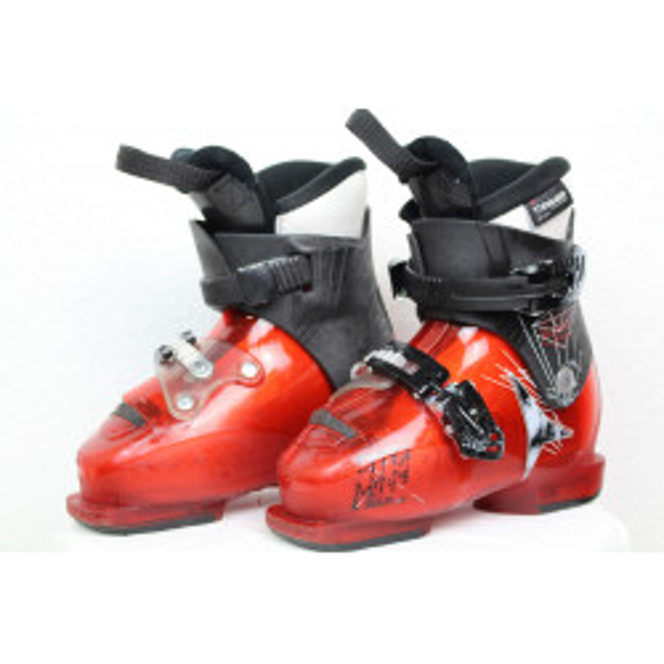 Ski boots Atomic Waymaker Junior 2 Red