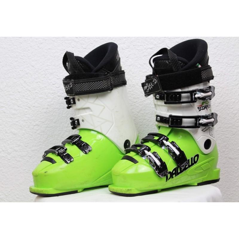 Chaussures de Ski Dalbello Scorpion 70 Vert / Blanc