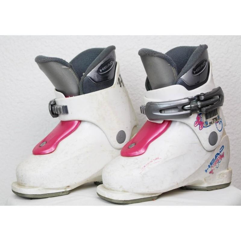 Chaussures de Ski Head Carve x1 Blanc