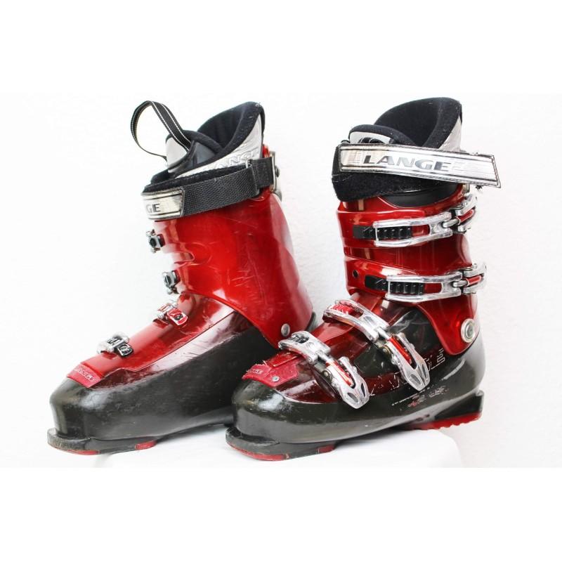 Chaussures de Ski Lange Concept Rouge