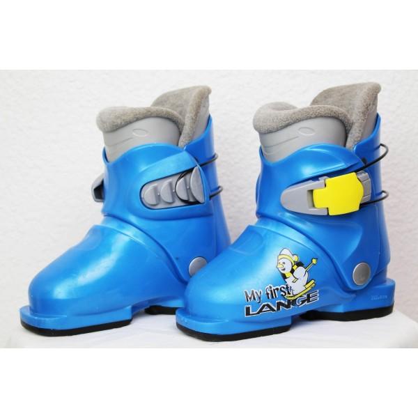 Chaussures de Ski Lange My First Bleu