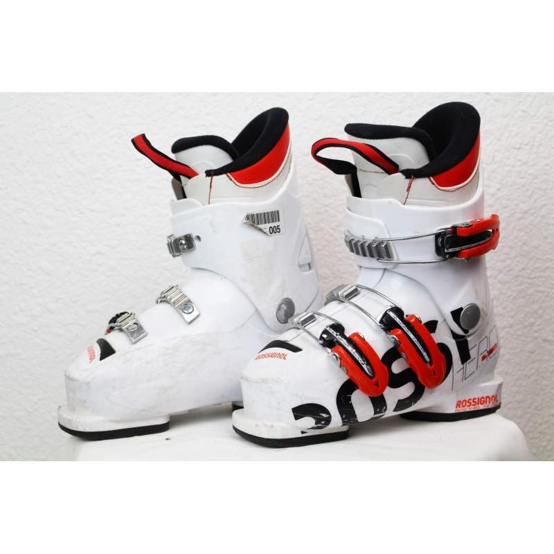 Chaussures de Ski Rossignol Hero J3 Blanc
