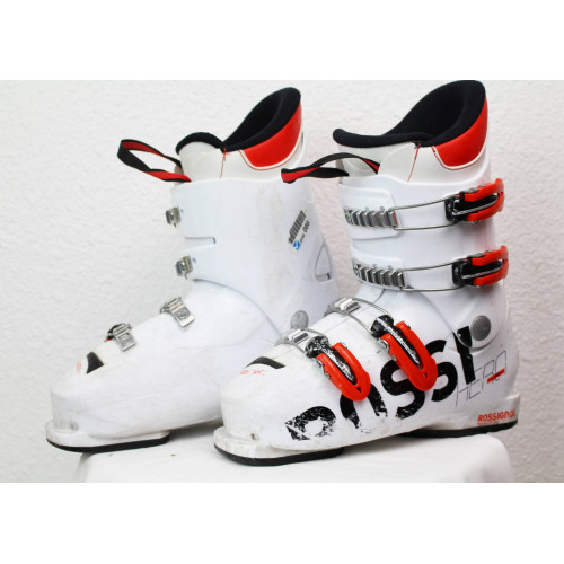 Chaussures de Ski Rossignol Hero J4 Blanc