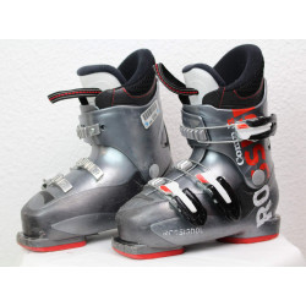 Chaussures de Ski Rossignol Comp J3 Gris / Rouge
