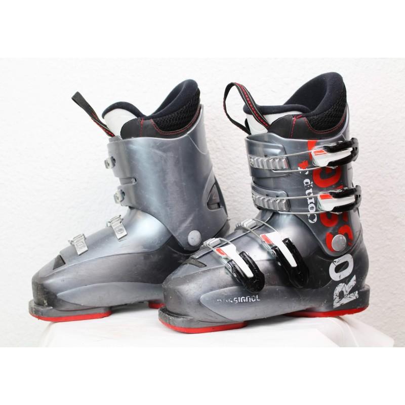 Chaussures de Ski Rossignol Comp J4 Gris / Rouge