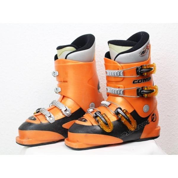 Scarponi da sci Rossignol Comp J4 Arancione