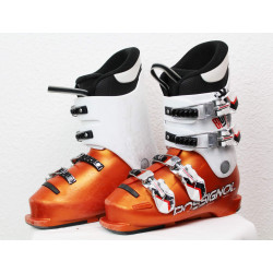 Ski boots Rossignol Radical World Cup SI65 Orange / White