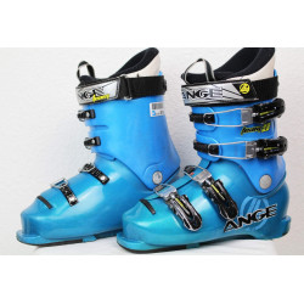 Ski boots Lange Team 9 Blue