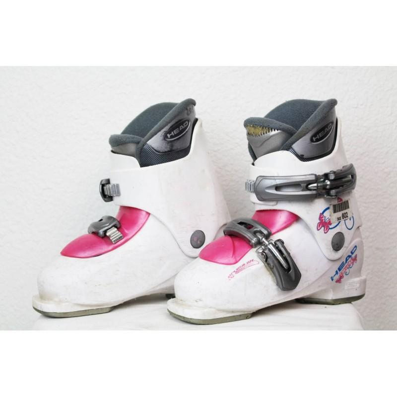 Chaussures de Ski Head Carve x2 Blanc