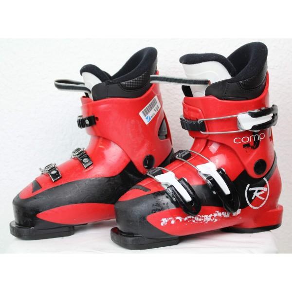 Chaussures de Ski Rossignol Comp J3 Rouge