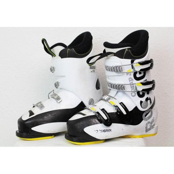 Chaussures de Ski Rossignol Comp J4 Blanc / Noir