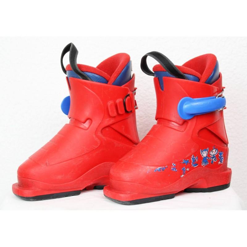 Chaussures de Ski Salomon T1 Rouge