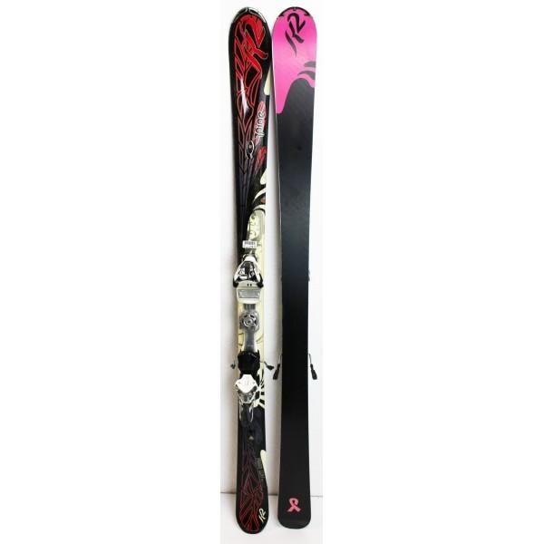 Pack Ski K2 Free Luv + Bindings Marker ERS 11 TC - 2 state