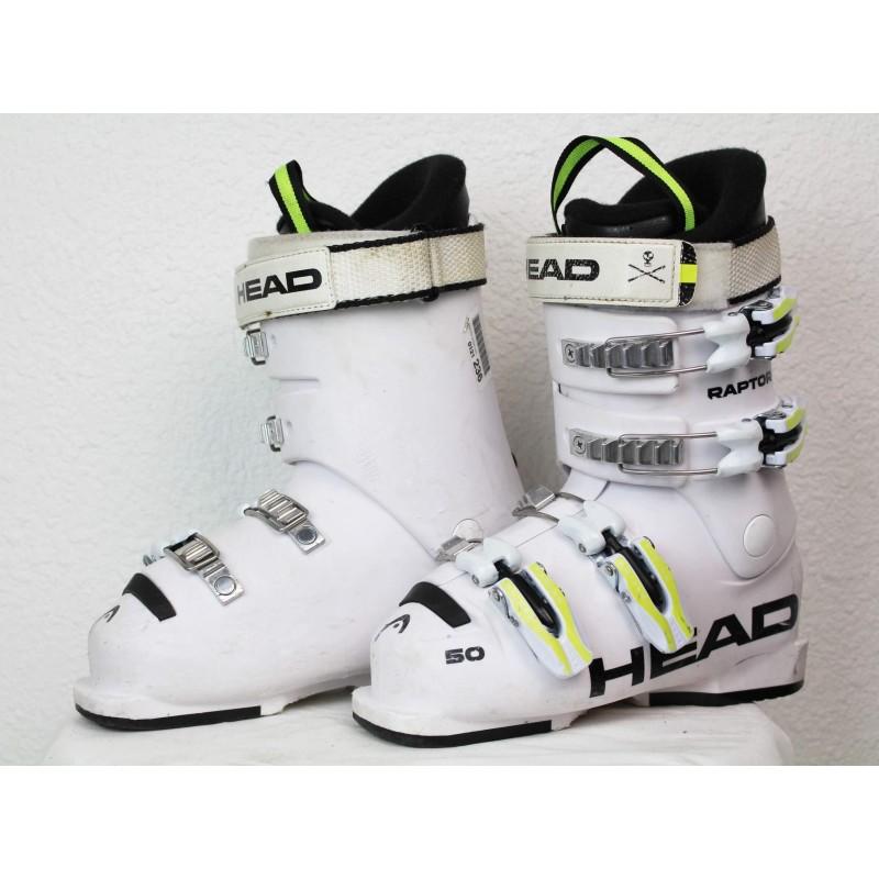 Chaussures de Ski Head Raptor 50 Blanc