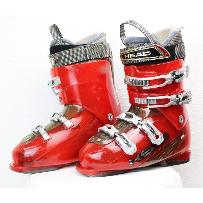 Chaussures de Ski Head Edge +10 Rouge