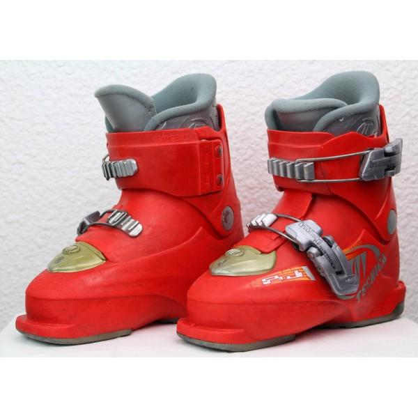 Chaussures de Ski Tecnica RJ 2 Rouge
