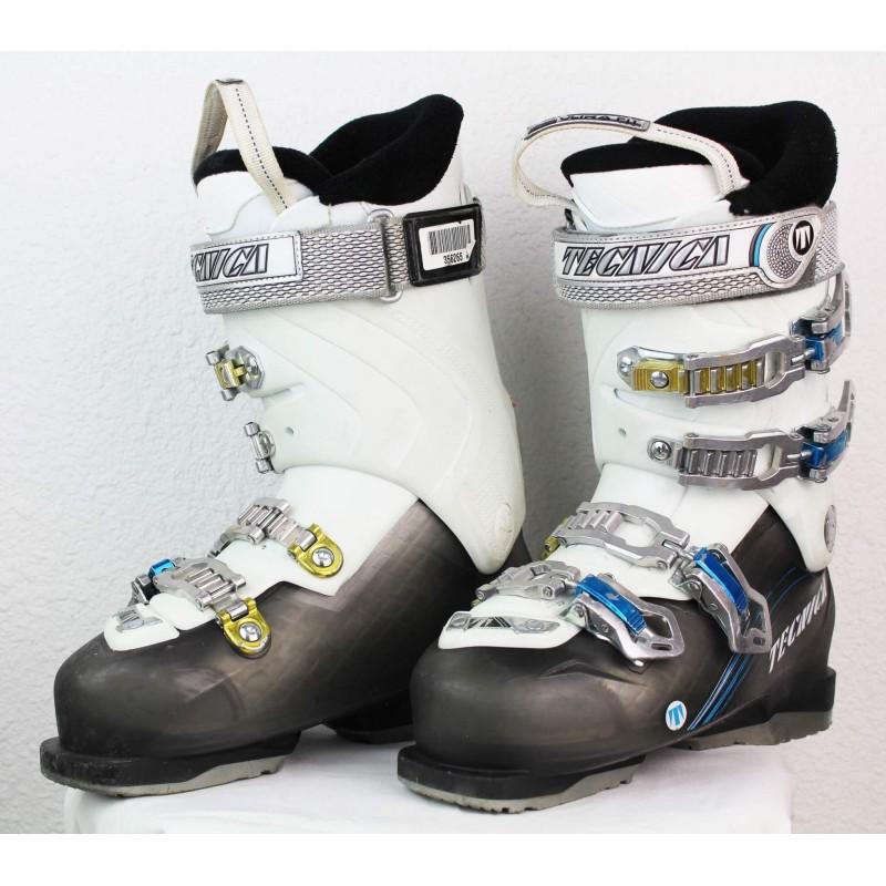 Chaussures de Ski Tecnica Ten 2 85 RT W Gris / Blanc