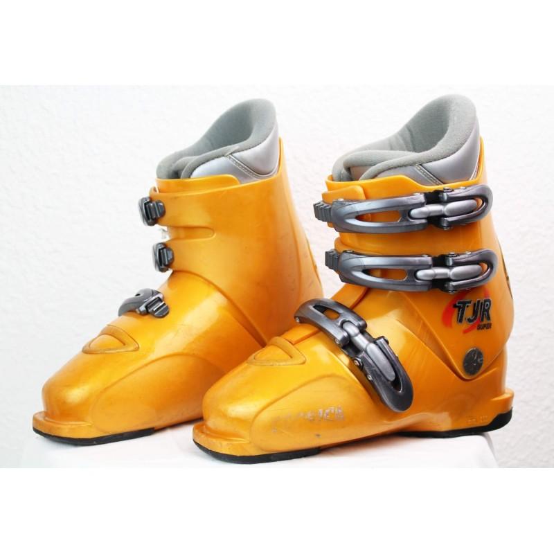 Chaussures de Ski Tecnica Super RJ Orange