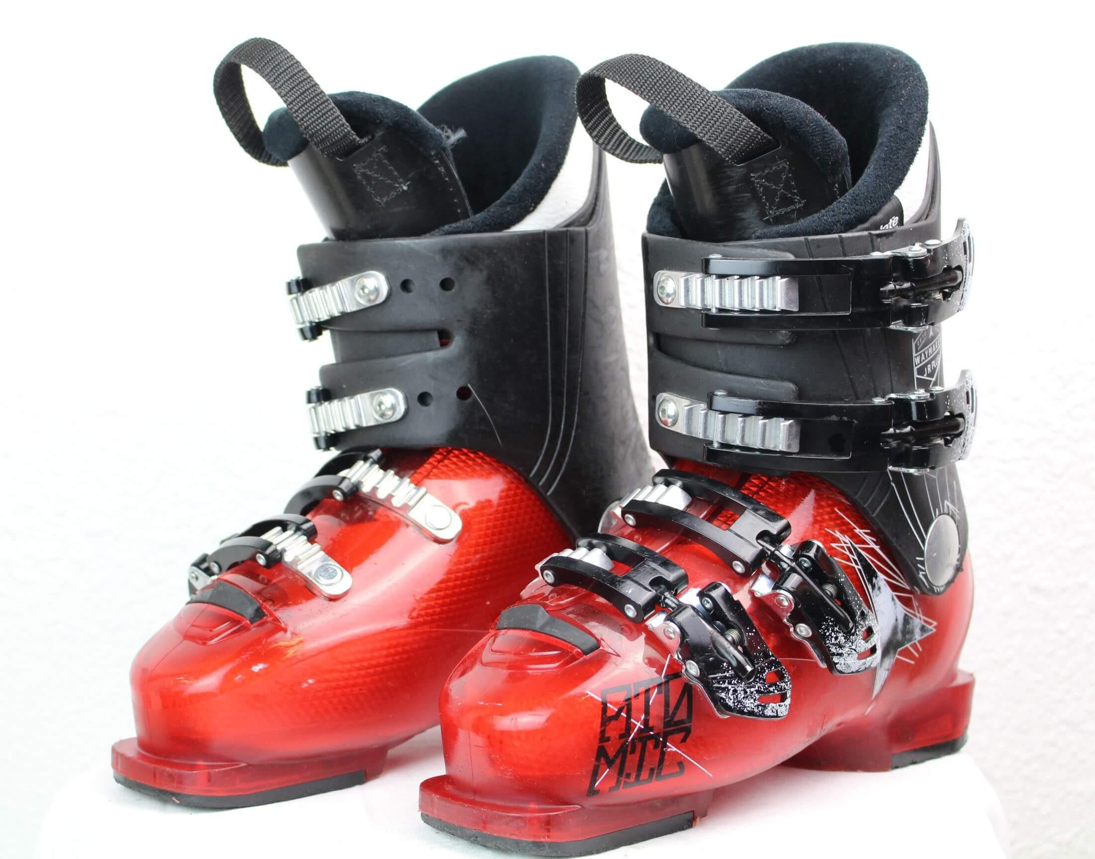 Chaussures de Ski Atomic Waymaker Junior 4 Rouge