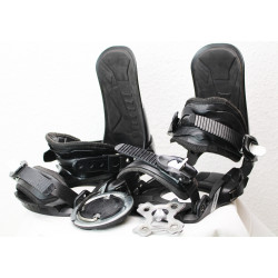 Bindings Snowboard Rossignol Reflection Black