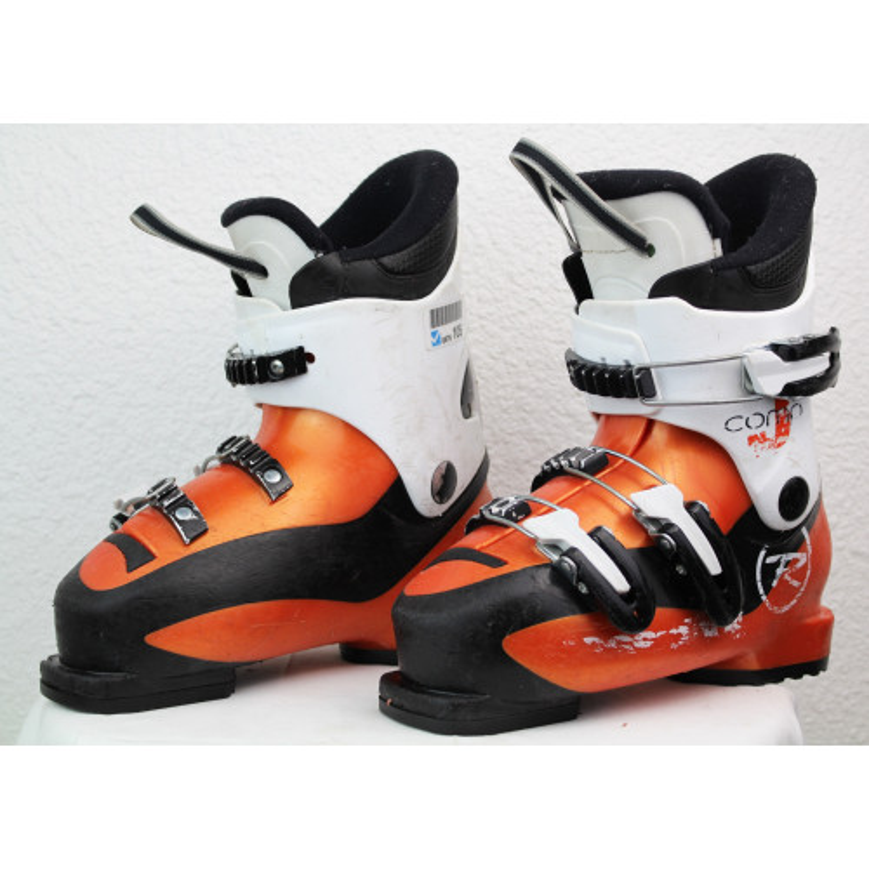 Chaussures de Ski Rossignol Comp J3 Orange / Blanc
