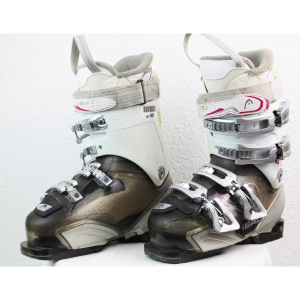 Ski boots Head Next Edge 90 W White