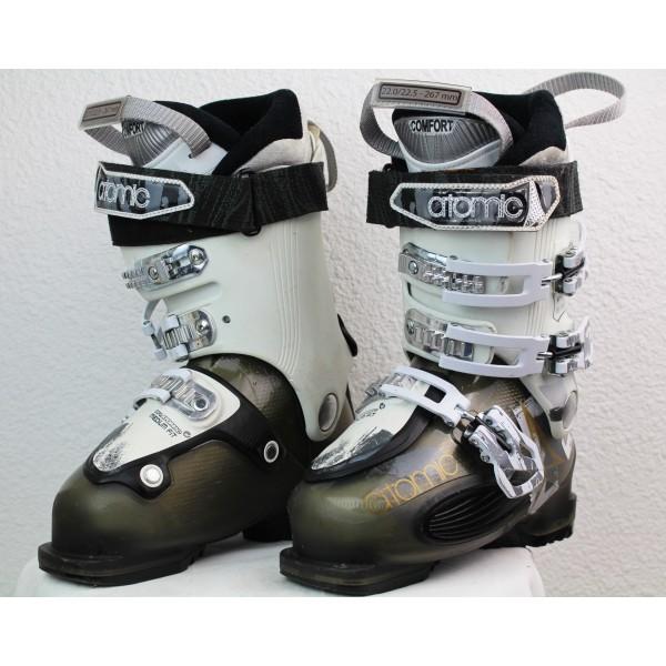 Chaussures de Ski Atomic Waymaker Plus Blanc / Gris