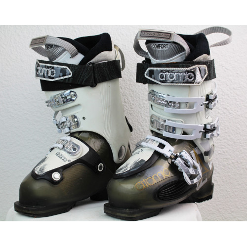 Gris Blanc Atomic Skioccas Chaussures De Plus Ski Waymaker FKc1JTl