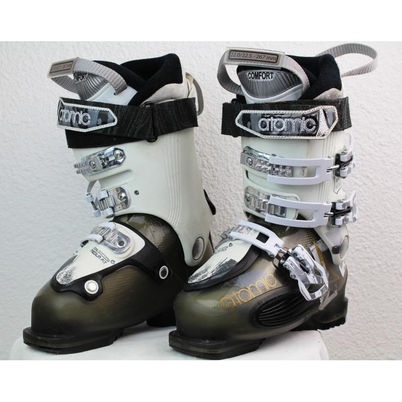 Ski Blanc Chaussures Atomic Gris De Waymaker Plus Skioccas K1JlFcT