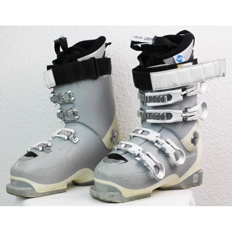 Ski boots Fischer RC Pro 80 W Gray