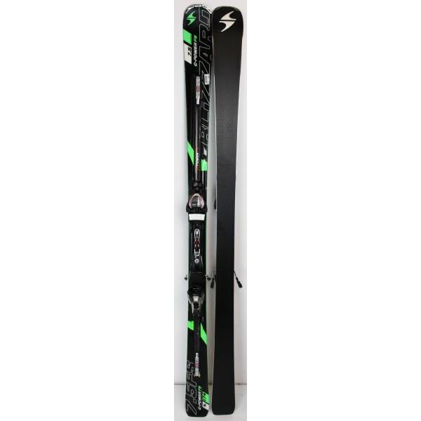 Pack Ski Blizzard G Power 7.5 FS + Fixations Marker Power Vert