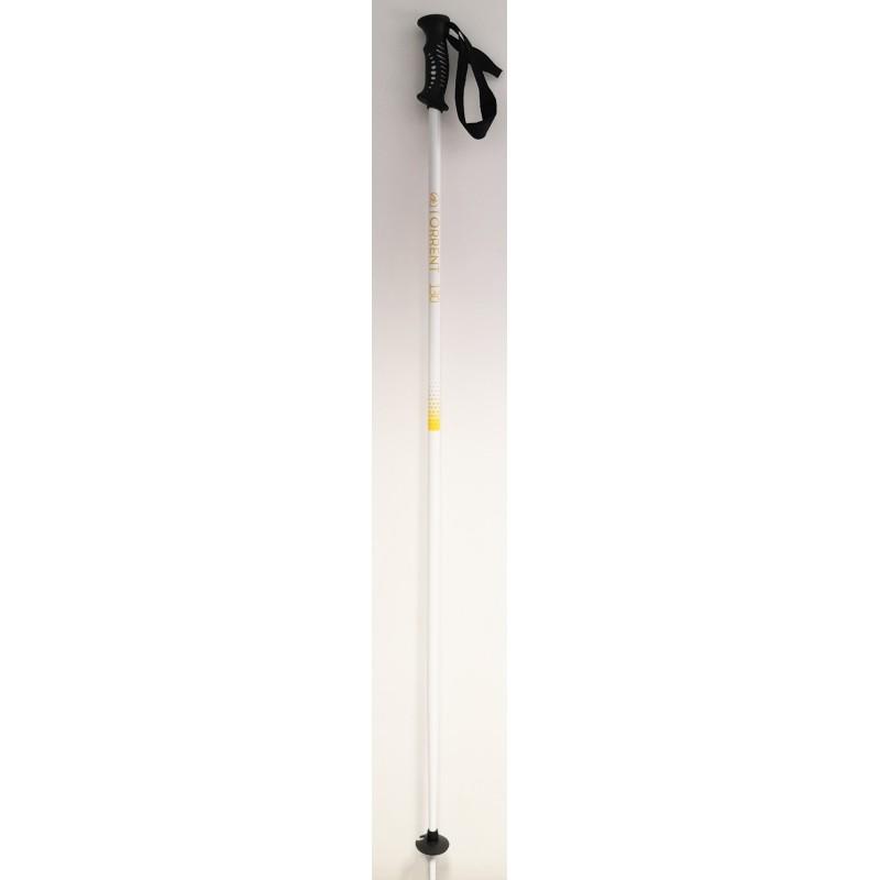 Bâtons de Ski Torrent Alu 130 mm Jaune