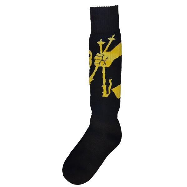 Chaussettes de Ski Torrent Ski Republic Noir / Jaune