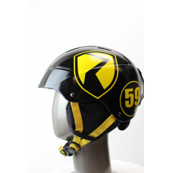 Ski helmet used Cairn Precision Ski Black / Yellow