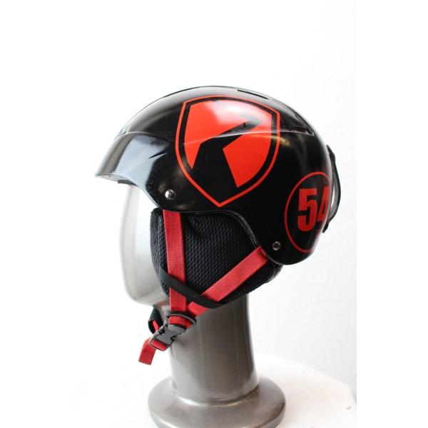 Casco da sci usati Cairn Precisione di Sci, Nero / Rosso