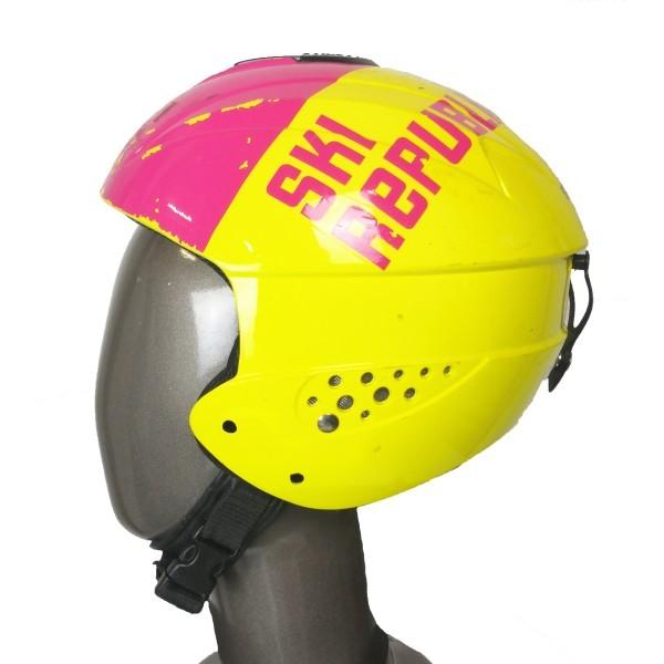 Ski helmet used Ski Republic Yellow / Pink