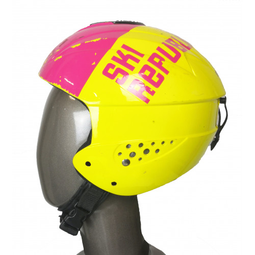 Casque de Ski d'Occasion Ski Republic Jaune / Rose