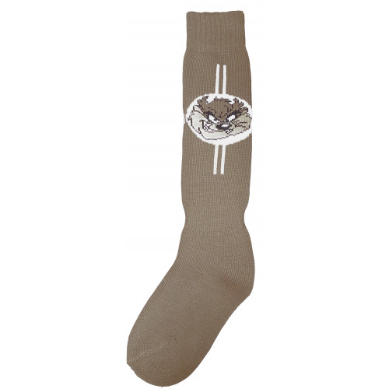f8355bdeb Ski socks Looney Tunes Brown - SkiOccas