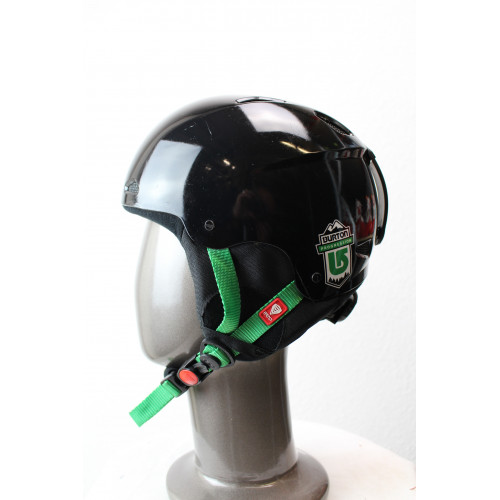 Casque de Ski d'Occasion Burton Red Progression Noir
