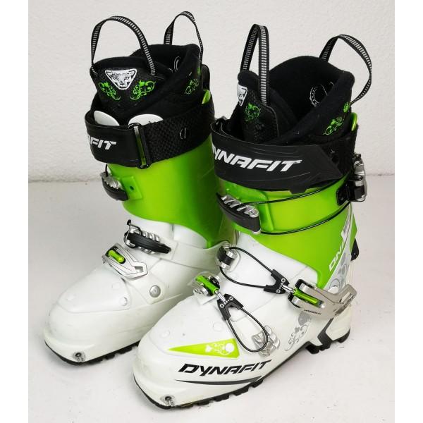 Chaussures de Ski de Randonnée Dynafit One U Blanc