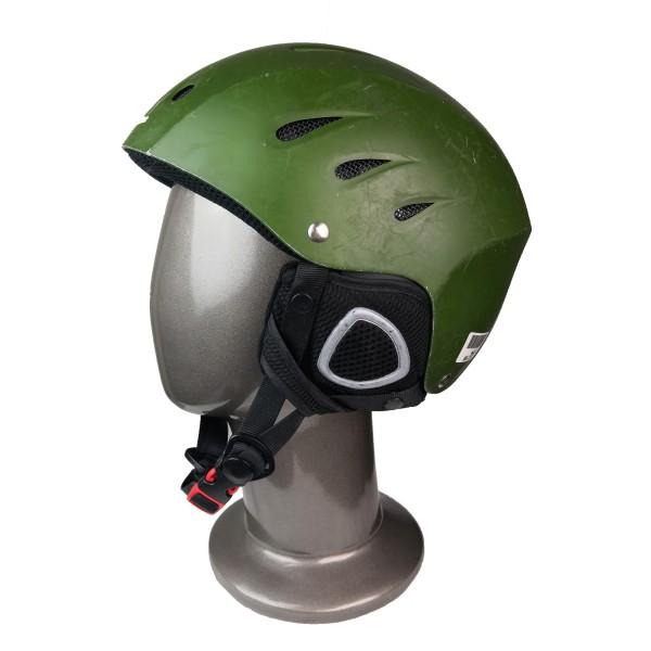 Casco da sci usato da Sci Repubblica Verde