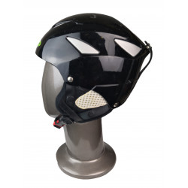Ski helmet used Axxe Black J